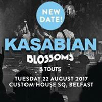 Kasabian - CHSq Festival Transport