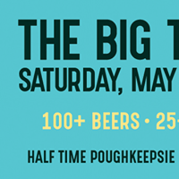 Free Beer Festival with 100 Beers - May 13th 2-5pm Poughkeepsie