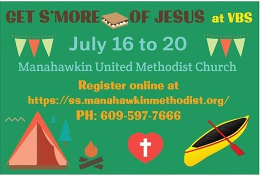 Calling all campers.its time for VBS
