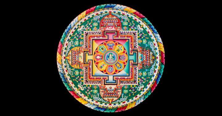 Eca Community Engagement Symbolism Of The Sand Mandala Free At