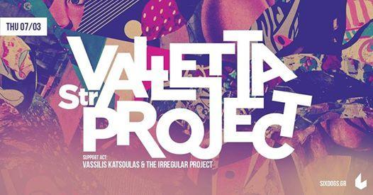 Valletta Str Project  Vassilis Live at six dogs