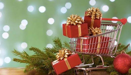 Christmas Shopping Event