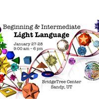 Mayan Light Language Healing - Level 1 &amp 2