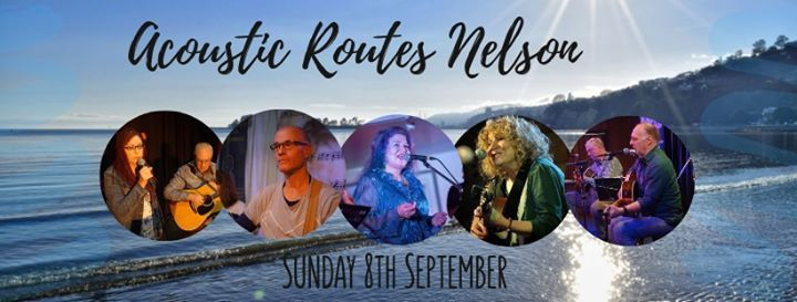 Christchurch Folk Music Club performs at Acoustic Routes Nelson