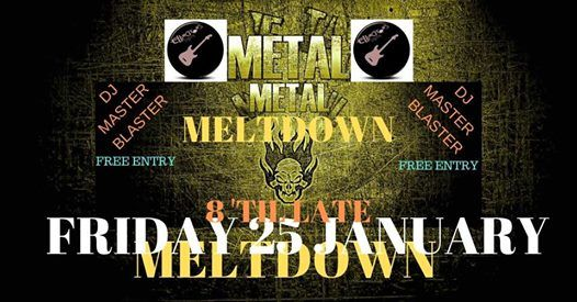 Metal Meltdown Social Club
