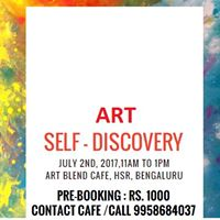 Art Self Discovery Workshop