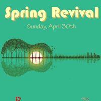 Spring Revival at Revolution Music Hall