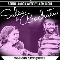 Vaya - South London Bachata &amp Salsa Night