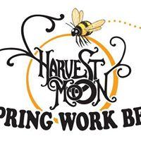 Spring Work Bee