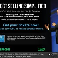 Direct Selling Simplified A 1-Day Workshop by Tom &quotBig Al&quot
