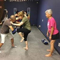 Self-defense w Brian Marvin
