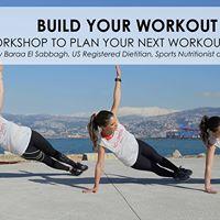 Build Your Workout Workshop
