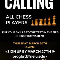 NPB Chess Tournament
