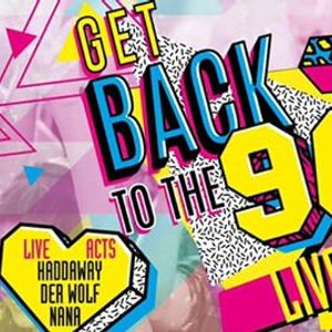 Get Back To The 90s Live