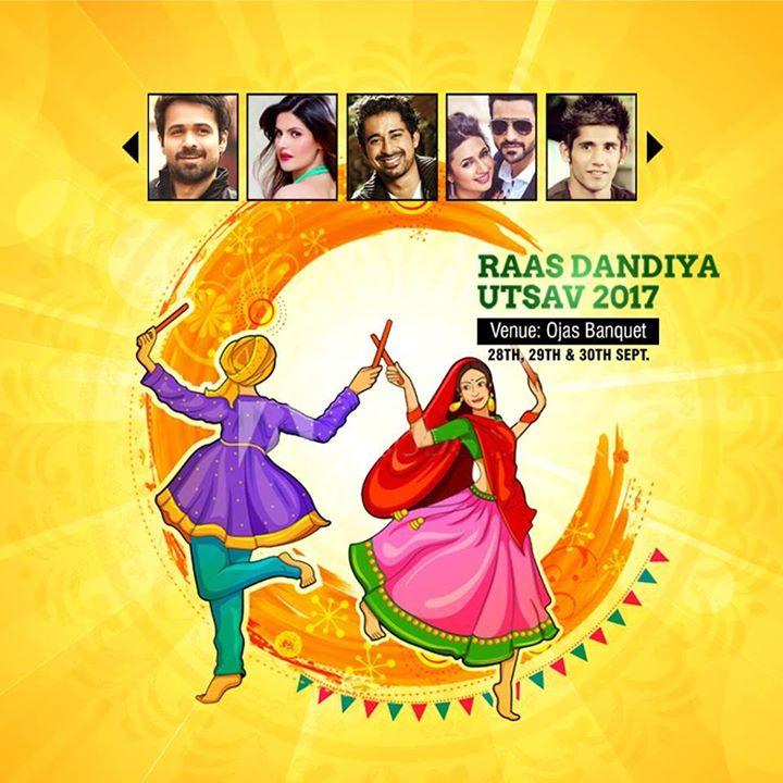 Raas Dandiya Utsav 2017