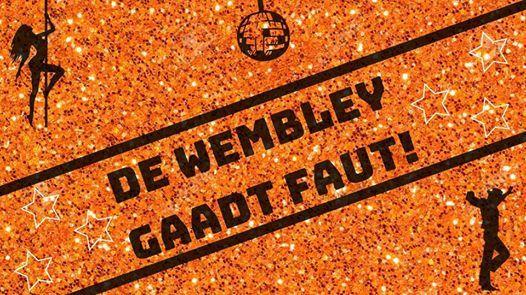 De Wembley gaadt faut