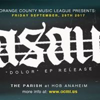 OCML Presents  A Shark Among Us EP Release Show in HOB Parish