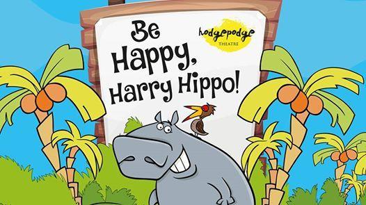 Be Happy Harry Hippo