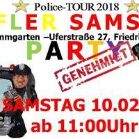 Hfler-Samstag-Party