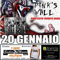 Live Tribute Pink FloydIl Borgo di Citt Giardino