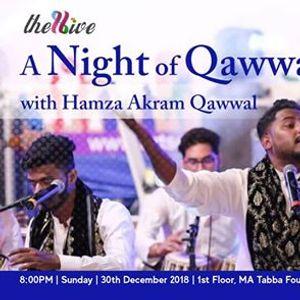 A Night of Qawwali with Hamza Akram Qawwal