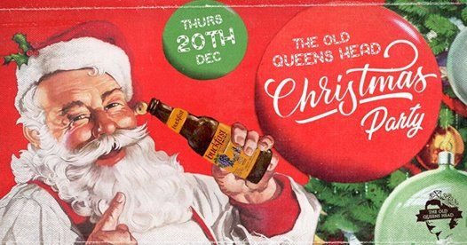 The Old Queens Head Christmas Party