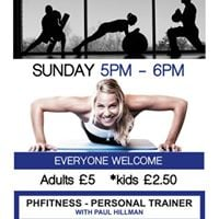 Circuit Training - Leigh park community centre  Westbury