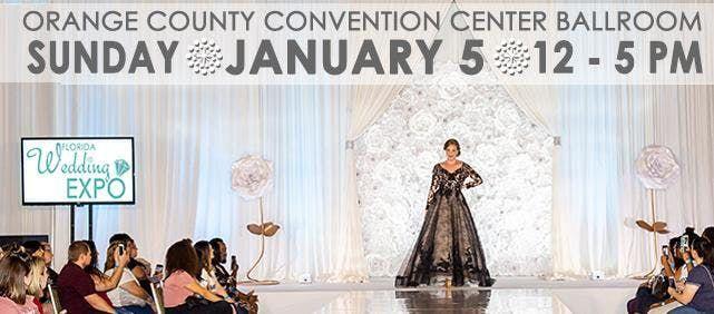 Events In Orange County January 2020.Florida Wedding Expo Orlando January 5 2020 At Orange