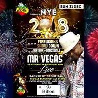 I AM Blessed 2018 NYE Showdown feat MR VEGAS