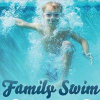Family Swim Splash 1230pm