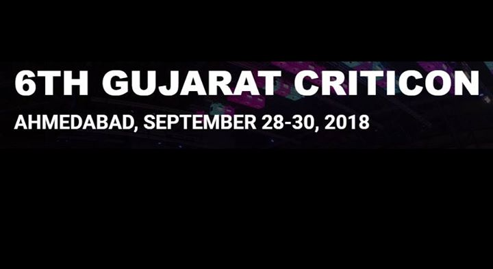 Gujarat Criticon 2018