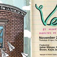 APAC Presents Veild a World Premiere by Monet Hurst-Mendoza