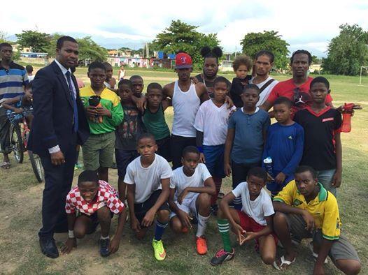 Palmmas Under 13 Football League and Concert Sundays