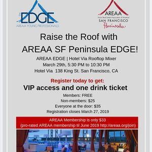 Raise the Roof  EDGE event