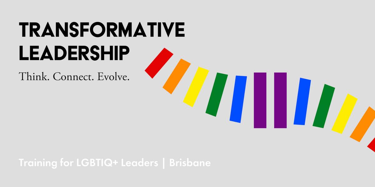 LTA Transformative Leadership - Brisbane