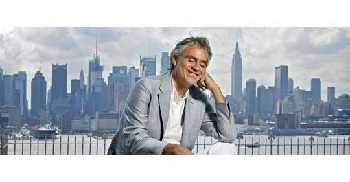 Exceptional Andrea Bocelli At Madison Square Gardens, New York Gallery