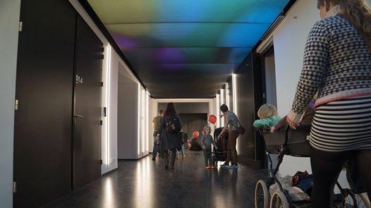 Officiel bning af Dokk1s nye interaktive vrk Mellemrummet