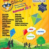 Summer Fun Camp at Hyderabad Registration