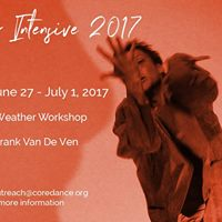 Summer Intensive 2017 Week 2
