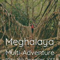 Meghalaya Multi-Adventure