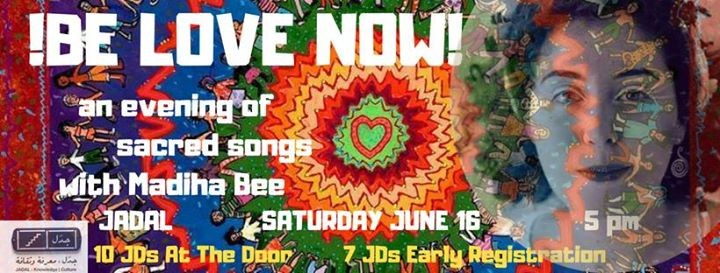 Be Love NOW A Night of Sacred Songs