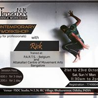 Terpsichore- Contemporary Workshop by Rick