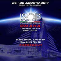 ISOP - Omaha PL Championship