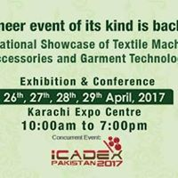Igatex Pakistan 2017 Garments and Textiles Exhibition