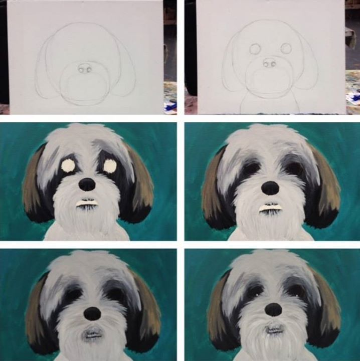 Paint Your Pet Event Benefiting The Lawrence Humane Society!