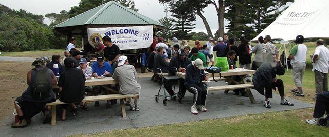 Brain Injury Association Auckland Beach Picnic