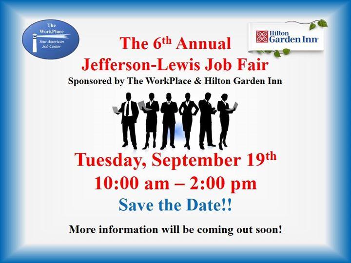 6th Annual Jefferson Lewis Job Fair