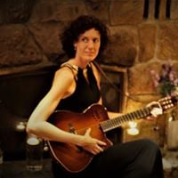 Nicole Coward at Copper Kettle Cafe