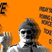 Boneyard Presents nth cave and friends at Worcester Rowing Club