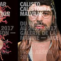 Vernissage Molecular Dynamic Stimulation - expo DNSEP 2017